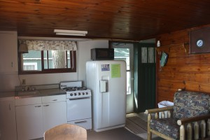 Kitchen Area (Cabin 3)